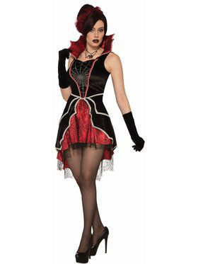 Lady Vamp - Adult Costume