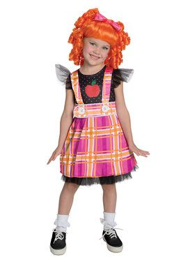 Lalaloopsy Deluxe Bea Spells-A-Lot Costume