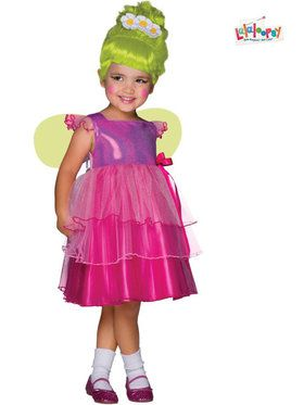 Lalaloopsy Deluxe Pix E. Flutters Costume Toddler