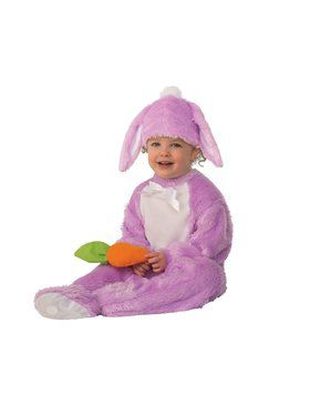 Baby Lavender Bunny Costume