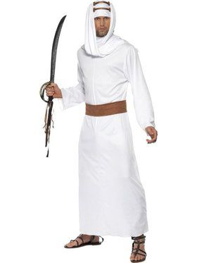Lawrence of Arabia Men's Costume