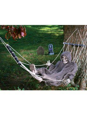 Lazy Bones Reaper and Hammock Set