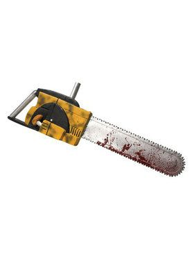Leatherface 27in. Chainsaw