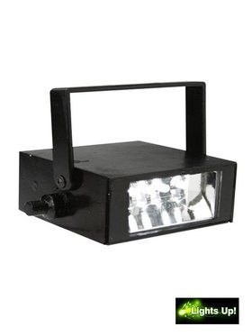 LED Strobe Light Box with Sound Effects