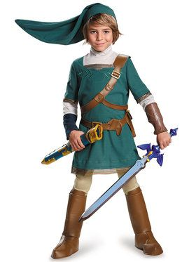 Legend of Zelda Link Prestige Costume Toddler