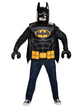 Lego Batman Movie Adult Classic Batman Costume