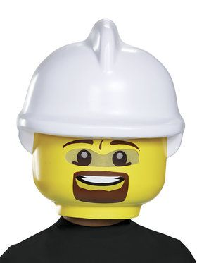 Lego Iconic Firefighter Mask For Children