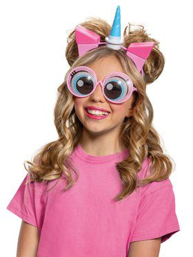 Unikitty Ears and Glasses Kit