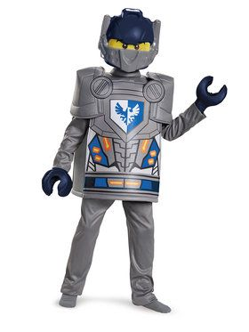 LEGO® Nexo Knights Clay Deluxe Boy's Costume