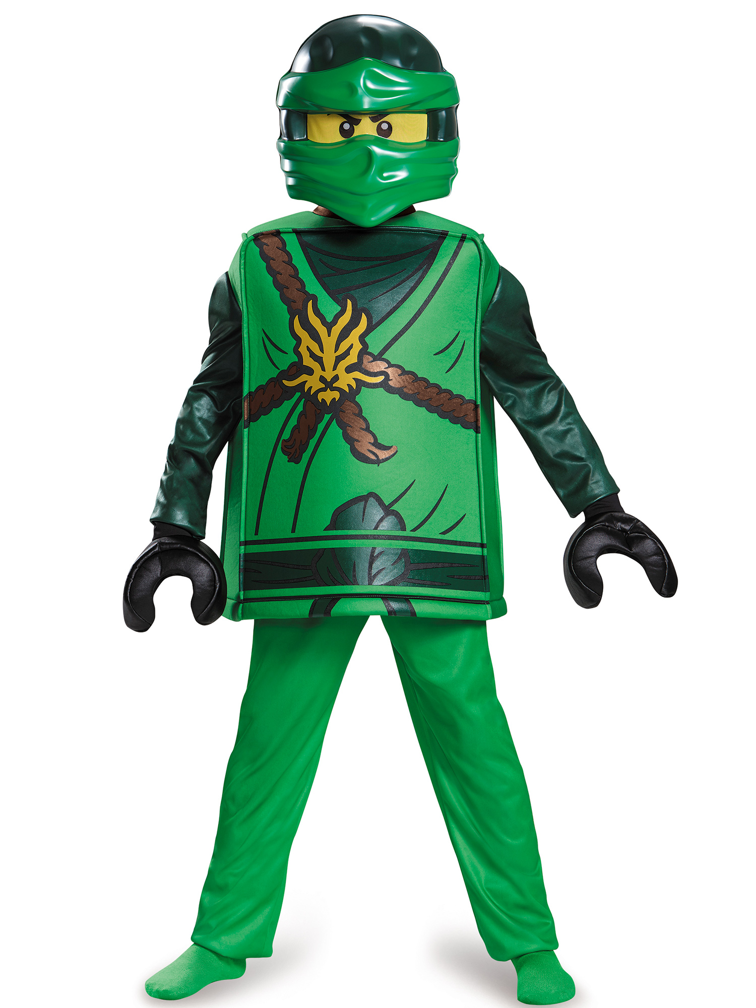 Disguise Inc Lloyd Ninjago Costume