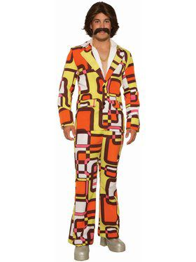 Leisure Suit Costume