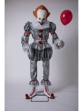 Life-size Pennywise Prop
