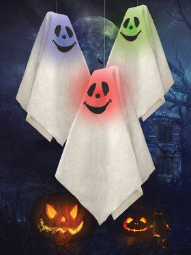 Light-up Color Change Ghosts