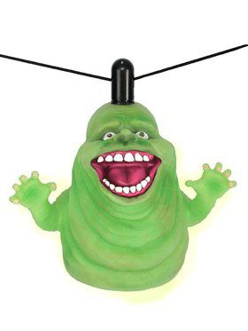 Light Up Ghostbusters Floating Slimer