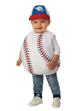 Lil' Baseball Child Costume
