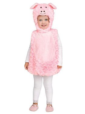 Baby Lil' Piglet Costume For Babies