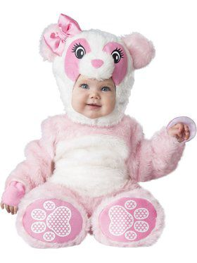 Infant Lil' Pink Panda Costume