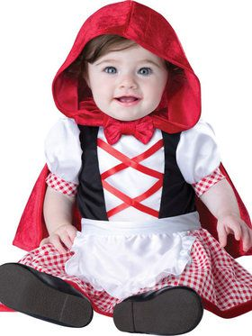 Lil Red Riding Hood Costume Toddler