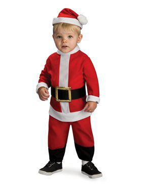 Lil Santa Costume for Kids