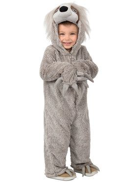 Lil Swift the Sloth Toddler Costume