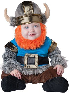 Lil Viking Toddler Costume