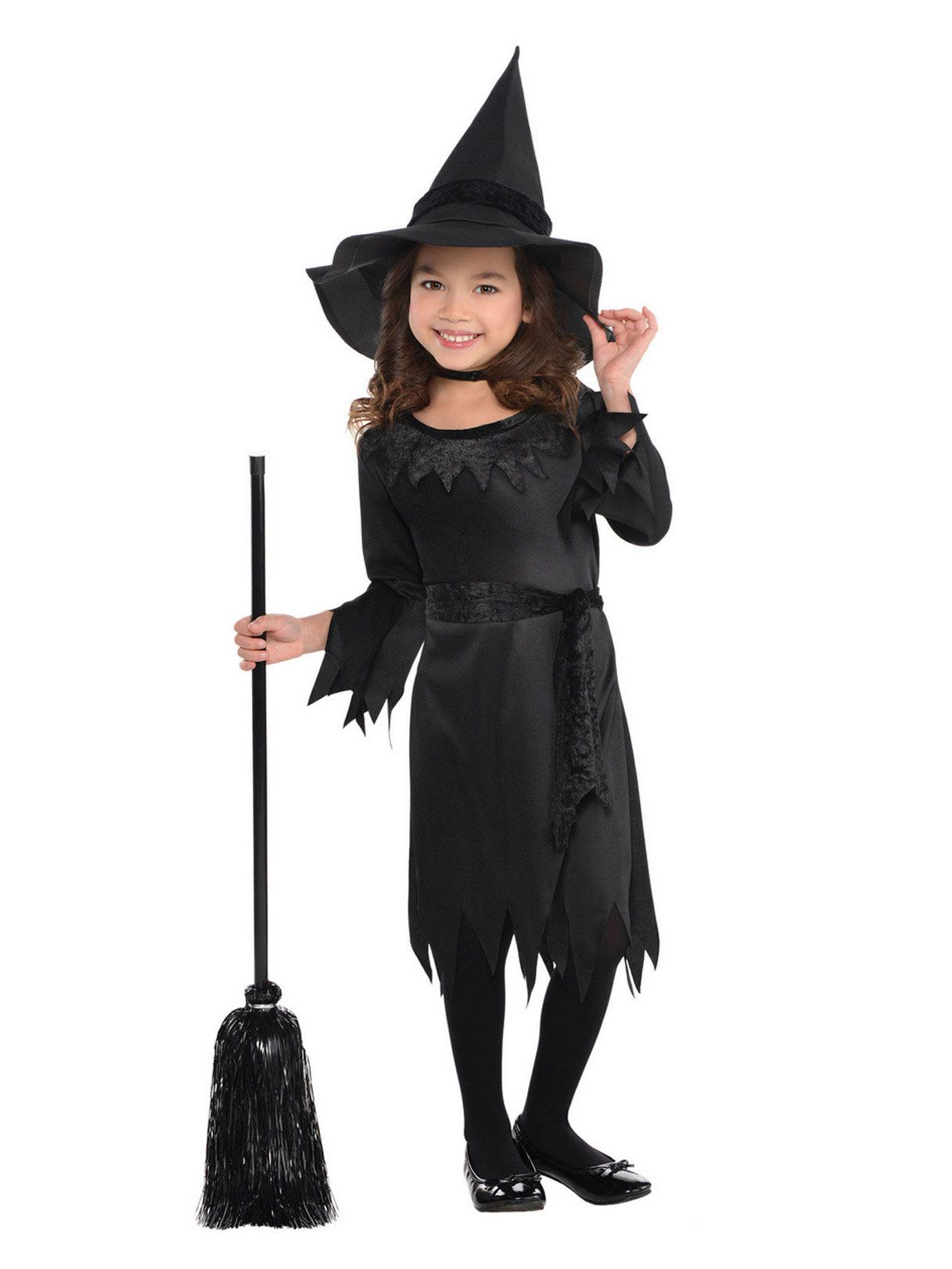 ba6db7f3d Lil Witch Costume for Toddlers - Girls Costumes for 2018 | Wholesale ...