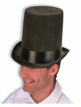 Lincoln Stovepipe Hat Adult