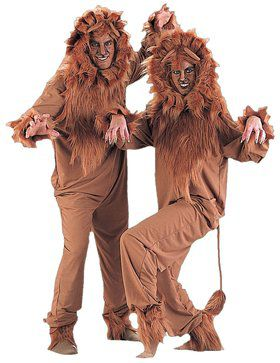 Lion Costume For Adults