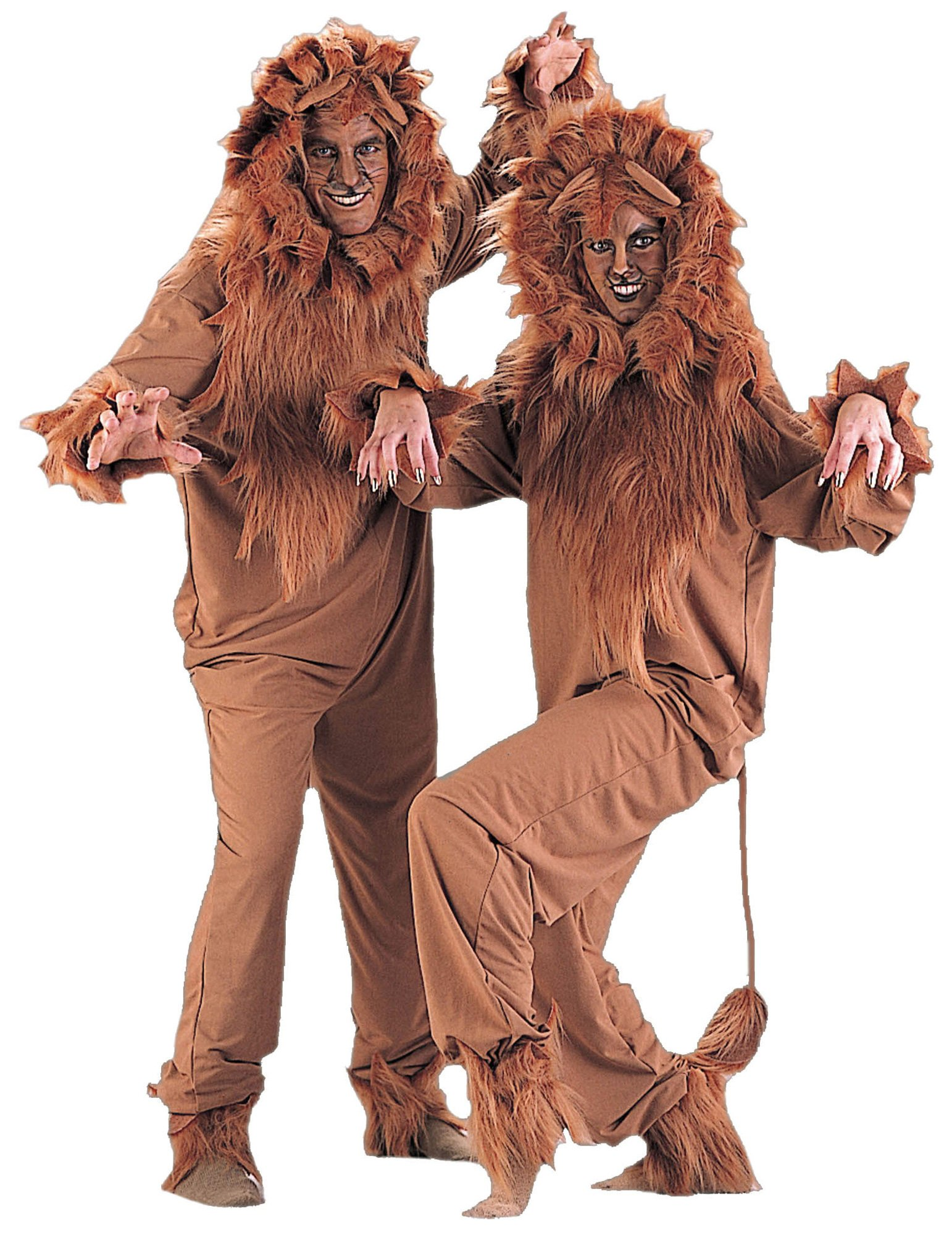 Charades Costumes Lion Adult Costume