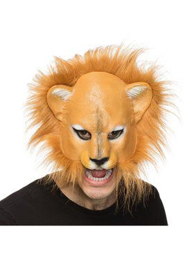 Lion Adult Mask