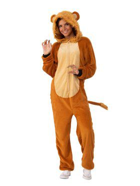 Lion Comfy Wear Costume for Adults