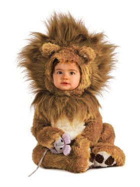 Lion Cub Infant/Toddler Costume