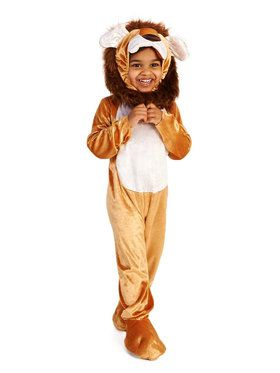Lion Costume For Toddlers