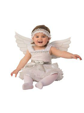 Little Angel Costume for Kids