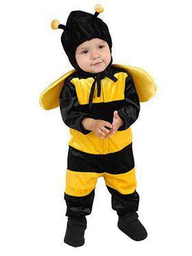 Toddler's Little Bee Costume