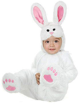 Toddler's Little Bunny Costume