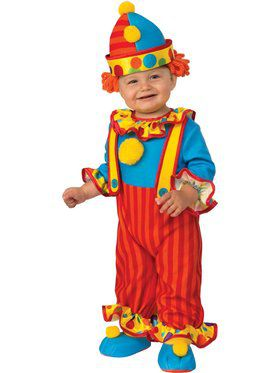 Little Clown Costume for Kids