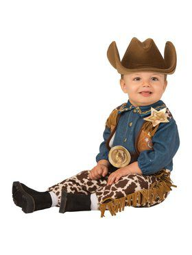 Little Cowboy Child Costume