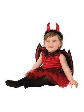 Little Devil Costume for Kids