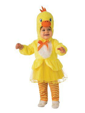 Little Duck Tutu Costume for Kids