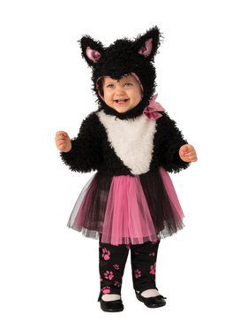Baby Lil Kitty Tutu Costume
