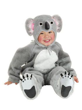 Newborn's Little Koala Bear Costume