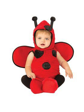 Little Ladybug Child Costume