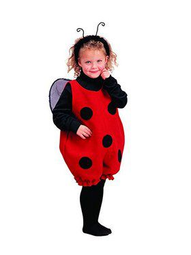 Infant's Little Ladybug Costume
