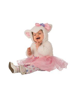 Little Lamb Tutu Child Costume