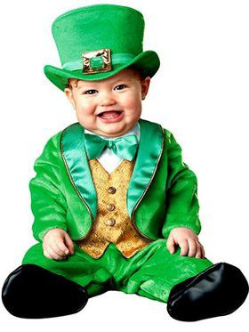 Little Leprechaun Infant Toddler Costume