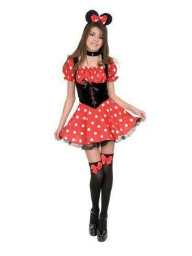 Little Miss Mouse Teen Costume