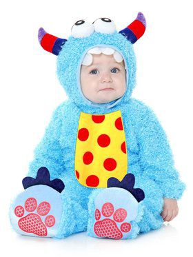 Infant's Little Monster Madness Costume
