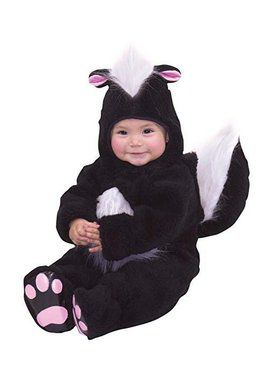 Toddler's Little Skunk Costume