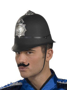 Adult London Police Officer Helmet